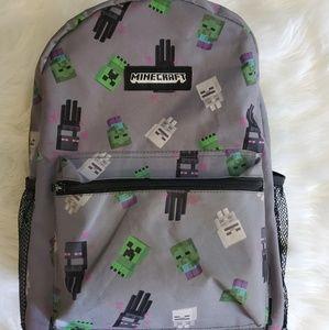 🤖 Minecraft Bookbag 🤖